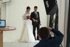 Impressionen Fotoshooting Brautpaar
