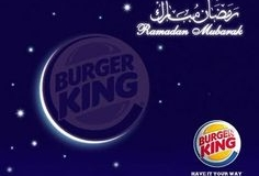 Burger King Ramadan Advertising