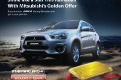Mitsubishi Ramadan Advertising