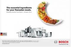 Bosch Dubai Ramadan Advertising
